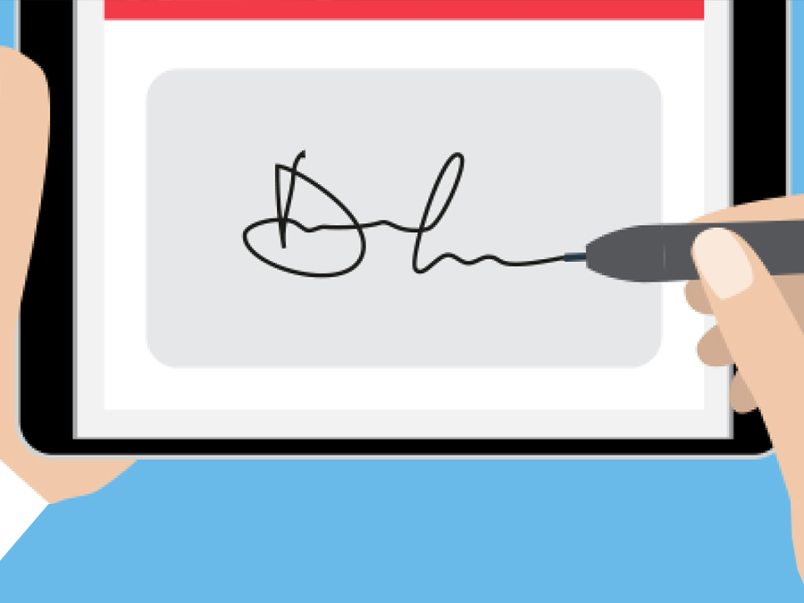 Firma elettronica articolo